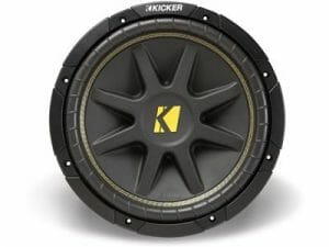 Kicker 10C124 review