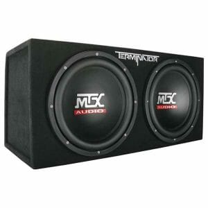 MTX  Terminator Series TNE212D review