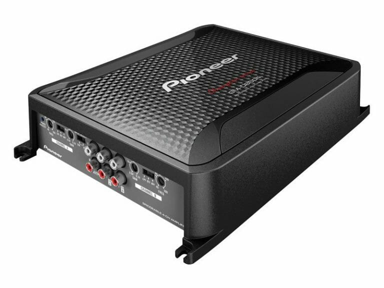 best 4 channel amp