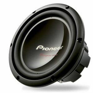 Pioneer TS-W259S4 review