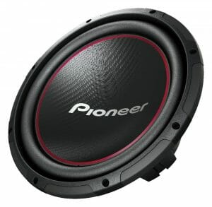 Pioneer TS-W304R review