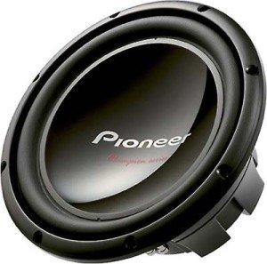 Pioneer TS-W309D4 review
