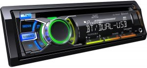 JVC KDR840BT head unit review