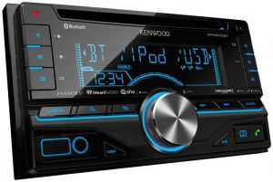Kenwood DP-X500BT review