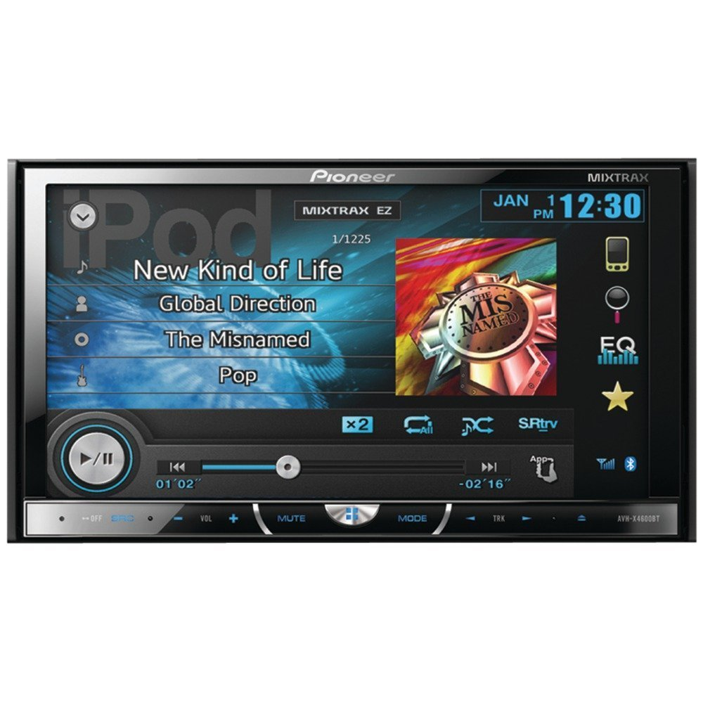 What is the best touch screen car stereo