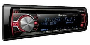 Pioneer DEH-X6500BT review