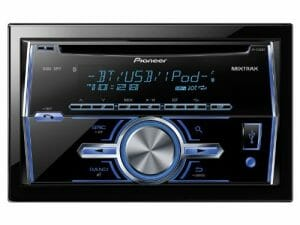 Pioneer FH-X700BT double din headunit