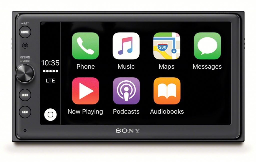 Sony XAV-AX100 Touch Screen Double DIN