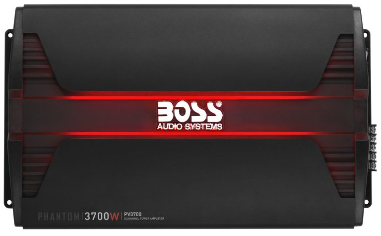 BOSS Audio Systems PV3700 5 Channel Car Amplifier