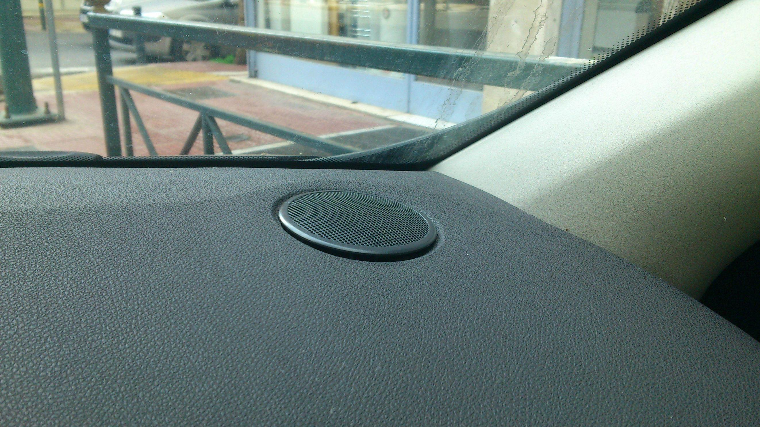 Dash edges if your vehicle is already equipped with factory tweeters in the dash bottom mount is your best option you won t need de create new holes but