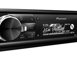 Pioneer DEH-80PRS Receiver Review