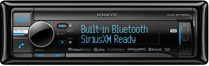 Kenwood KDC-BT958HD review