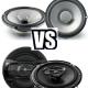 pioneer vs infinity car speakers2