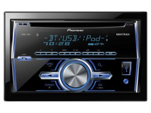 review Pioneer FH-X700BT