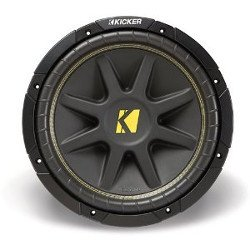 Kicker 10C124 Comp 12-Inch Subwoofer reviewed