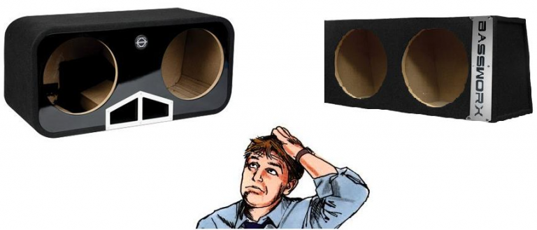 ported vs sealed subwoofer box