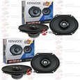 "Kenwood kfc-c6895ps 6x8""  Car Speakers"
