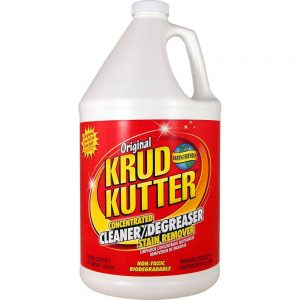 Krud Kutter Engine Cleaner and Degreaser