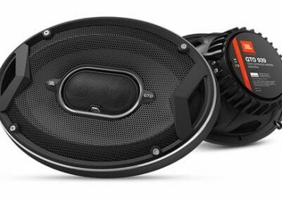 JBL GTO939 Coaxial Speaker Review