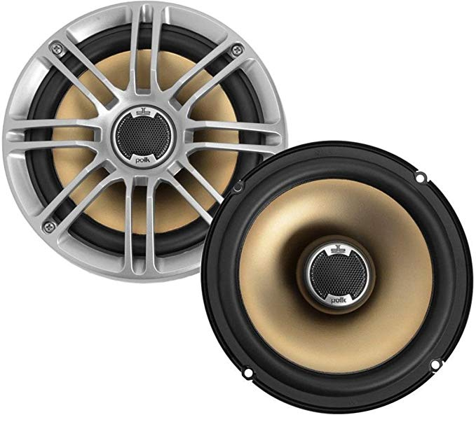 Polk Audio DB651 6.5 Coaxial Speaker Review
