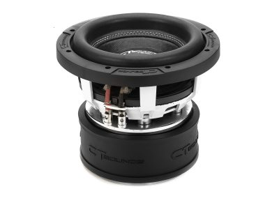 CT Sounds Meso 8 Inch Car Subwoofer Review