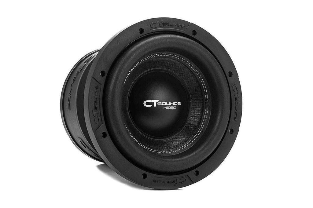 CT Sounds Meso 8 Inch Subwoofer