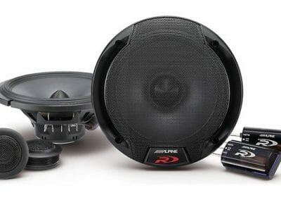 Alpine SPR-60C Component Speaker Review