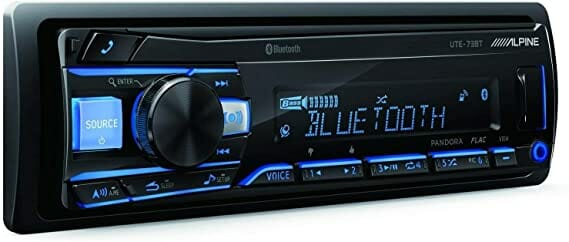 Top 5 Best Alpine Head Unit Stereo Receiver