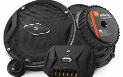 JBL GTO 609C Component Speaker Review
