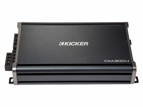 Kicker CXA300 4 Channel Amp