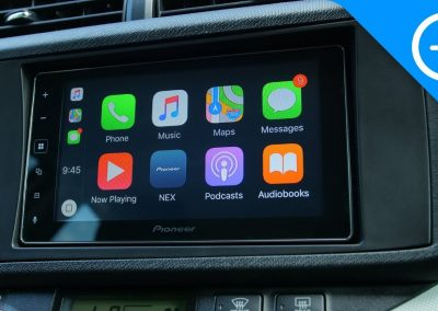 Pioneer MVH 1400NEX Double DIN Touchscreen Receiver Review