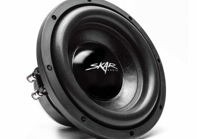SKAR Audio ZVX 8 Inch Subwoofer Review