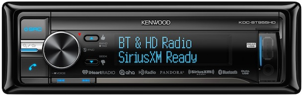 Kenwood head units