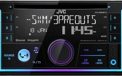 JVC KW R930BTS Double DIN Car Stereo Review