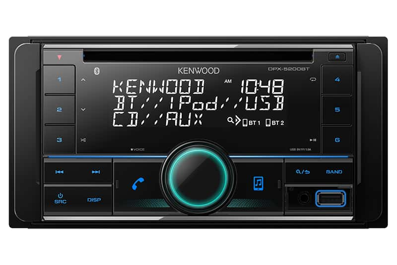 kenwood dpx stereo